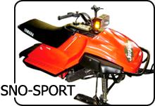 Yamaha  Sno-sport SV125 parts diagrams and common parts