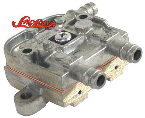 1988 90 yamaha sno scoot fuel pump sno snow scoot gas sv80 for Yamaha sno scoot price