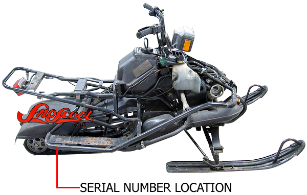 Snowscoot Yamaha