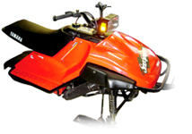 Yamaha Sno-sport SV125 Common Parts