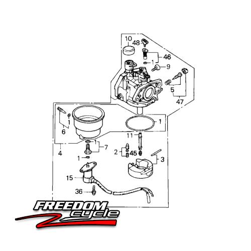 Stupendous Honda Eb5000X Carburetor Diagram Wiring Diagram Go Wiring Digital Resources Funapmognl