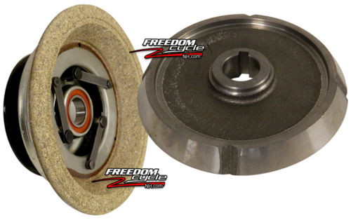 Details about HONDA H4514H H4514 H 4514 LAWN TRACTOR MOWER PTO CLUTCH SET  KIT CONE & PULLEY