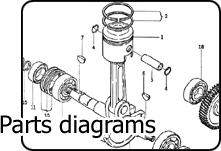 Arctic Cat   Kitty Cat   parts diagrams